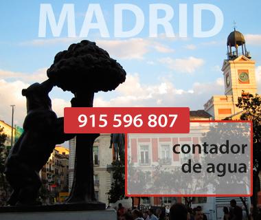 Ullastres servicio de contadores de agua en la comunidad de Madrid